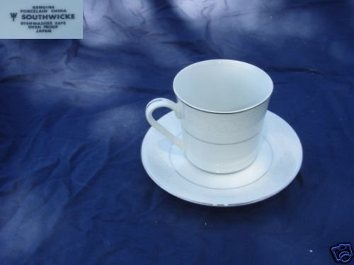 Japan China Southwicke 4 Cup and Saucer Sets