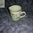 International / Sunmarc Heartland Cream Pitcher Creamer