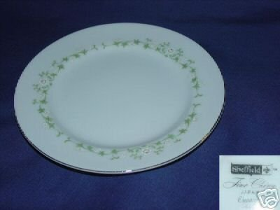 Sheffield Elegance 5 Bread and Butter Plates