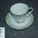 Noritake Princeton 4 Cup and Saucer Sets