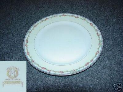 Noritake Kenmore 2 Dinner Plates