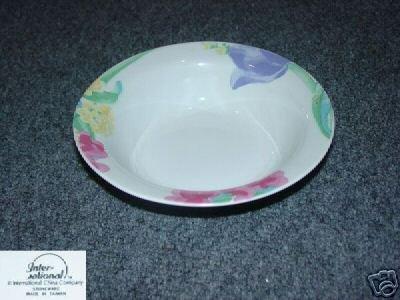 International Tableworks China Floradale 4 Cereal Bowls