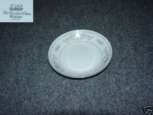 Fine China of Japan Diane 4 Fruit Bowls