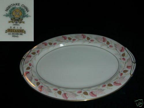Noritake Rosanne 1 Oval Serving Platter