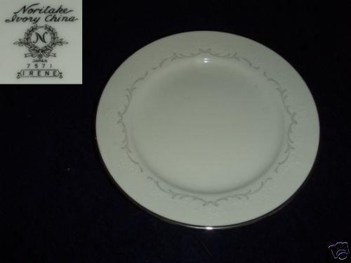 Noritake Irene 6 Salad Plates