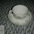 Franciscan Heritage 1 Cup and Saucer Set