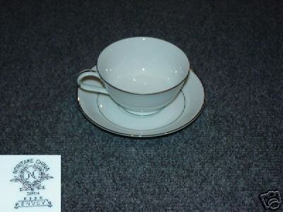 Noritake Envoy 4 Cup and Saucer Sets