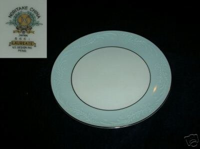Noritake Laureate 6 Bread and Butter Plates