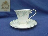 Pickard Tara 5 Cup and Saucer Sets - MINT