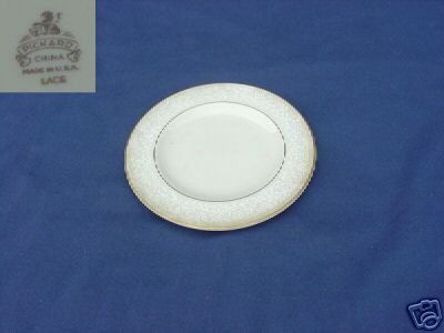 Pickard Lace 1 Bread and Butter Plate - MINT