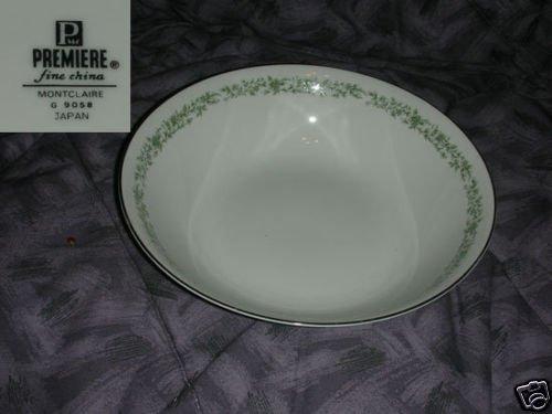 Premiere Montclaire 4 Soup or Cereal Bowls