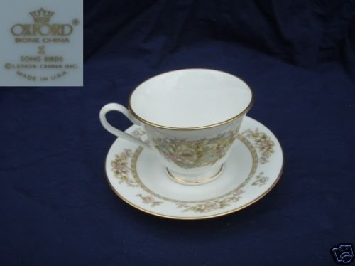 Oxford Song Birds 1 Cup and Saucer Set