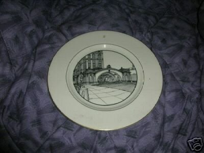 Pennsylvania Railroad Station and Rotunda Plate