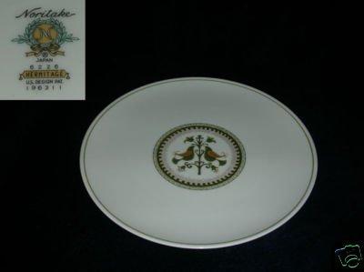 Noritake Hermitage 4 Dinner Plates