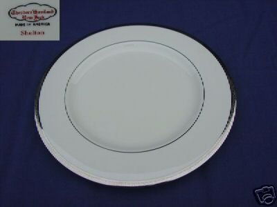 Theodore Haviland New York Shelton 1 Dinner Plate MINT