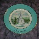 Wedgwood Avon 1974 Christmas Plate