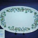 """Noritake Pastoral Large Oval Platter - 13 3/8"""""""