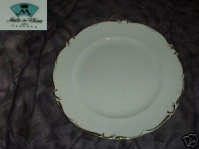 Meito Regence 6 Dinner Plates