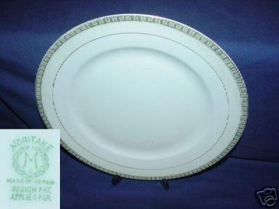 Noritake Florencia 3 Dinner Plates