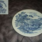 Wedgwood Countryside - Blue 3 Salad Plates