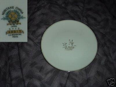 Noritake Ardis 4 Salad Plates