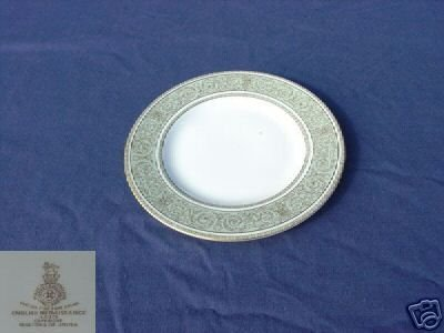 Royal Doulton English Renaissance 3 Bread Plates MINT