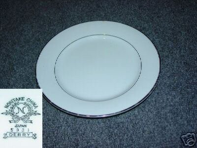 Noritake Derry 4 Salad Plates