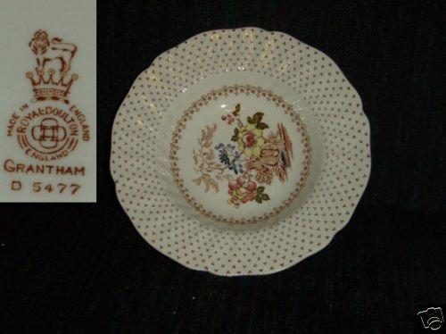 Royal Doulton Grantham 1 Rimmed Soup Bowl