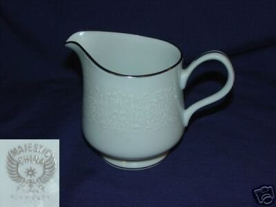 Majestic Plymouth 1 Cream Pitcher ( Creamer )