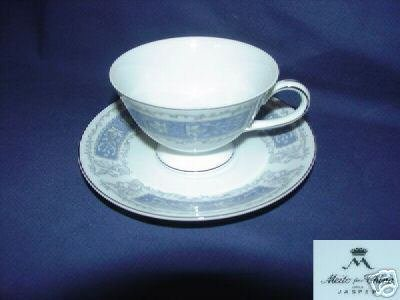 Meito Jasper 6 Cup and Saucer Sets