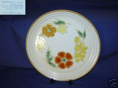 Imperial Mountain Song 2 Dinner Plates