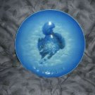 Hutschenreuther 1973 Gracious Gift Plate