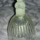 Goebel Praying Girl 1978 Crystal Bell