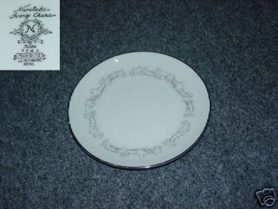 Noritake Marquis 6 Bread and Butter Plates