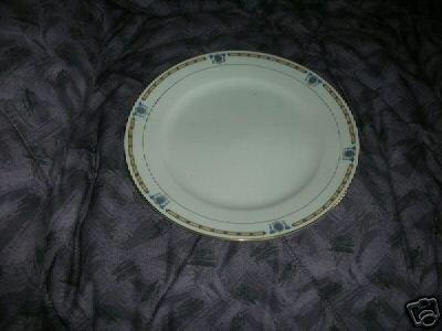 Noritake Beverly 5  Dinner Plates