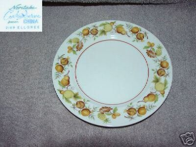 Noritake Elloree Cook N Serve 5 Bread and Butter Plates