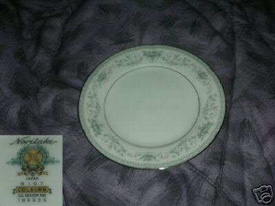 Noritake Colburn 1 Bread and Butter Plate