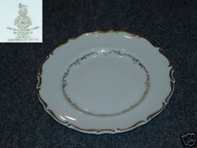 Royal Doulton Richelieu 1 Bread and Butter Plate - MINT