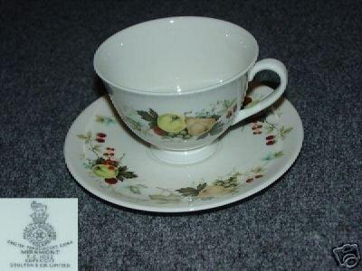 Royal Doulton Miramont 3 Cup and Saucer Set