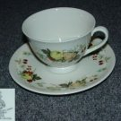 Royal Doulton Miramont 3 Cup and Saucer Set