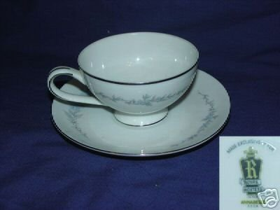 Royal Hostess Annbelle 1 Cup and Saucer Set