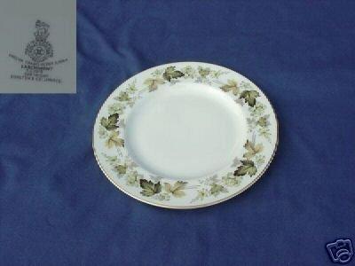 Royal Doulton Larchmont 6 Salad Plates - MINT