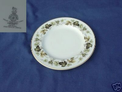 Royal Doulton Larchmont 4 Bread and Butter Plates MINT