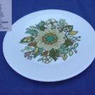 Royal Doulton Forest Flower 4 Salad Plates - MINT