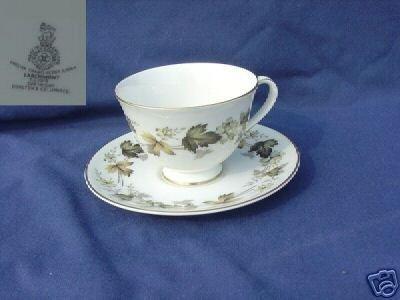 Royal Doulton Larchmont 1 Cup and Saucer Set MINT