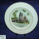 St. Stephen's Episcopal Church Olean, New York Plate