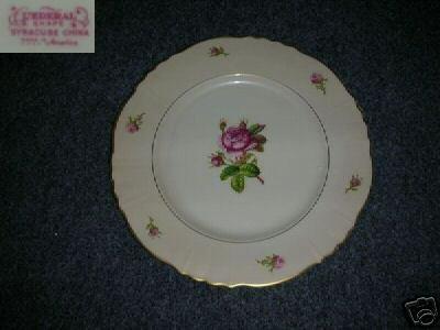 Syracuse Victoria 4 Dinner Plates