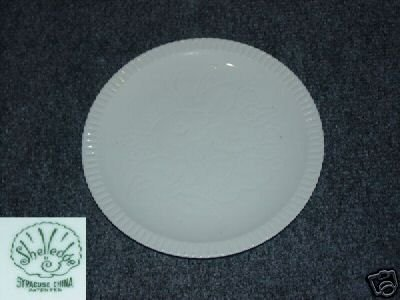 Syracuse Shelledge 3 Salad Plates