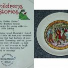 Wedgwood Children's Stories 1979 Plate