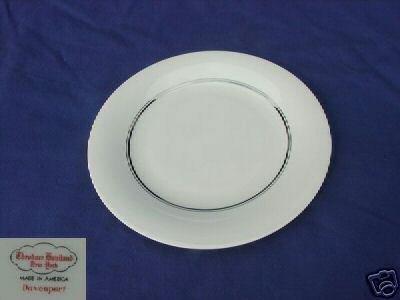 Theodore Haviland NY Davenport 5 Dinner Plates - MINT